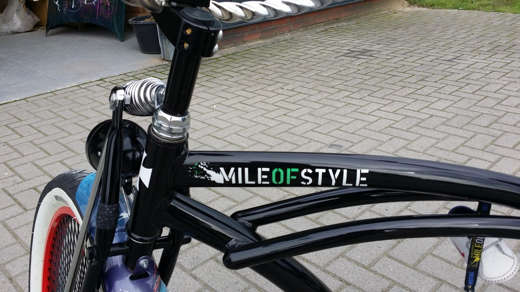 Bike Design Mile of Style